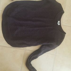 Old navy sweater purple size M